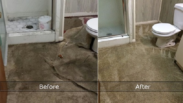 Emergency Water Damage Clean Up